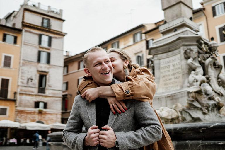 Фотограф Рим